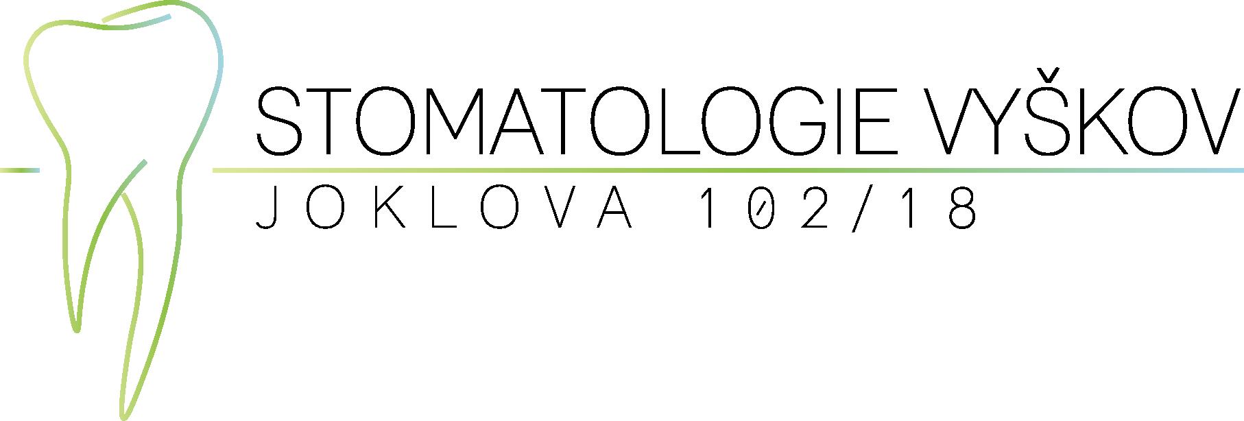 Stomatologie Vyškov logotype